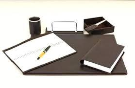 parure bureau parure de bureau en cuir parure de bureau cuir fourniture de