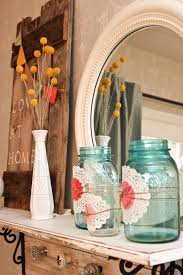 Mason Jar Home Decor Ideas 76 Best Spring Diy Home Decor Images On Pinterest Flowers Diy
