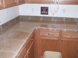 Best Edge For Granite Kitchen Countertop - 25 best tile kitchen counter tops images on pinterest granite