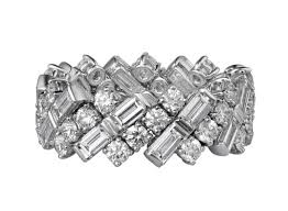 cartier alliances l alliance en diamant baguette de cartier cartier diamond