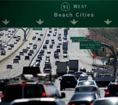 Sigalert Com Los Angeles Traffic Map by As Inland Toll Lanes Boom Why Are New Freeway Lanes Rarely Free
