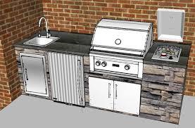 outside kitchen design ideas toronto outdoor kitchens