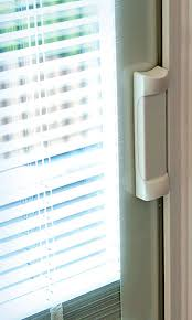 Enclosed Blinds For Sliding Glass Doors Faqs Blinds Between Glass For Exterior Doors Enclosed Blinds