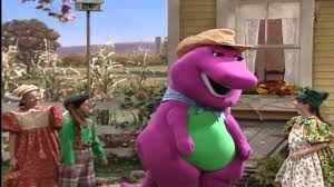 barney u0026 friends barney u0026 the turnip hd 720p youtube