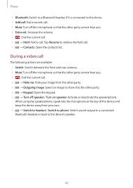 samsung z1 sm z130h tizen smart phone user manual