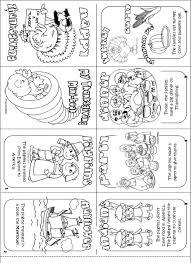 Thanksgiving Stories For Kindergarten Mini Book By Cori Ann