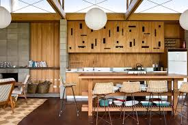 modern wood kitchen design how to zen out in your kitchen emily henderson