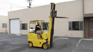 clark 4 000 lb propane forklift cf40 youtube