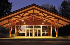 s u0027klallam tribe youth center seattle architects on bainbridge