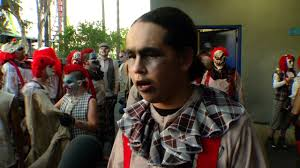 monster spawn 1st night of knott u0027s scary farm halloween haunt