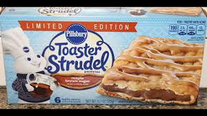 Toaster Strudle Maple Brown Sugar Toaster Strudel Review Youtube