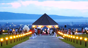 Outdoor Wedding Venues Ma The View Davao About