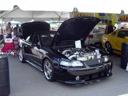 2001 Black Mustang Gt Lisa Barret Wall U0027s 2001 Mustang Gt Vortech Superchargers