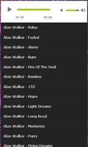 download mp3 song faded alan walker alan walker mp3 songs apk download free music audio app for