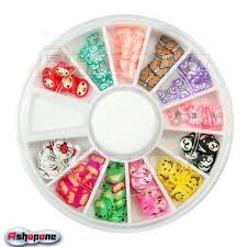 39 best fimo nails images on pinterest fimo nail art designs