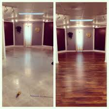 fluss flooring carlisle pa vct transformed with floating vinyl
