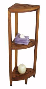 Glass Bathroom Shelving Unit by Corner Glass Bathroom Shelving Unit Aluminum Bathroom 2 Tier Glass