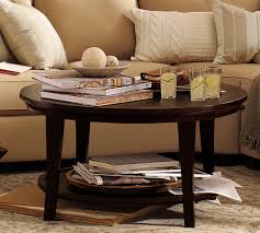 Decorating Coffee Table Decoration Ideas Artistic White Theme Room With Rounded White