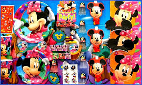 minnie mouse party supplies minnie mouse birthday party favors and supplies in lahore