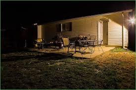 Best Solar Patio Lights Lighting How To Install Backyard Flood Lights Securepal 96 Led