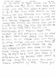Charity Care Letter Sample get involved blog because you can winter 2013 the als