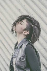 hair cuts that are shaved on both sides and long on the top for women best 25 shaved side hairstyles ideas on pinterest side undercut