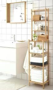 Open Bathroom Shelves Bathroom Open Shelving Unit Open Shelving Unit