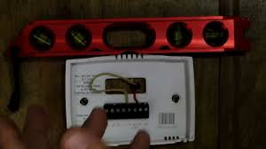 honeywell thermostat wiring instructions diy house help beauteous