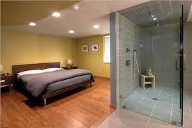 open bathroom designs bedroom with bathroom design ideas bedroom and bathroom in one room