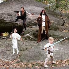 Luke Skywalker Halloween Costume Neil Patrick Harris U0027 Family Halloween Costumes Amazing Mum U0027s