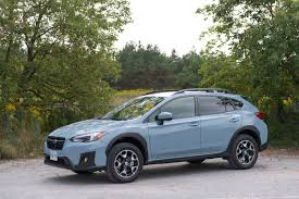 subaru crosstrek rims all new 2018 subaru crosstrek 13 new things you need to know