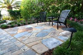 How To Lay Flagstone Patio Patios Sitting Areas Stone Patios Outdoor Sitting Areas Tampa Fl