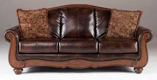 Buy Ashley Furniture 5530038 Barcelona Antique Sofa