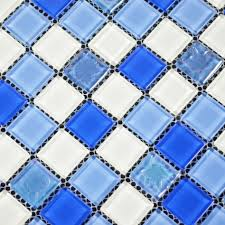 kitchen incredible picture of diagonal light blue glass mosaic