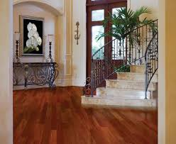 Santos Mahogany Laminate Flooring Exotic Collection