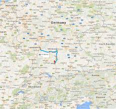 Wittenberg Germany Map by Picking The Perfect Day Trip From Stuttgart Or Munich U2013 Ulm