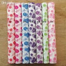 wholesale wrapping paper rolls 2018 wholesale flower wrapping paper prontpage roll up hem