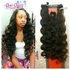 the best sew in human hair gold queen hair products brazilian loose wave sew in hair