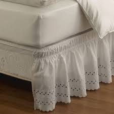 Bed Valance Wrap Bedskirts And Bed Accessories Touch Of Class