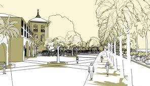 turning online landscape design sketches into reality