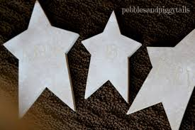 quick christmas star craft making life blissful