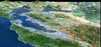 Fault Lines United States Map by Quake Forecast 4 California Faults Are Ready To Rupture