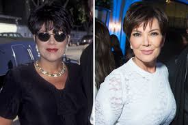 kris jenner haircut side view why o j simpson repeatedly called kris jenner after nicole brown