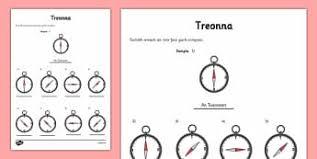 themes téamaí aimsir primary resources gaeilge page 1