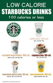 Pumpkin Frappuccino Starbucks Caffeine by Low Calorie Starbucks Drinks For Coffee Lovers