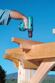 How To Build An End Table Video by How To Build A Pergola Step By Step Diy Building A Pergola