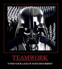 Meme Darth Vader - i find your lack of faith disturbing know your meme