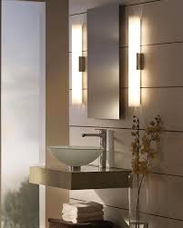 Modern Light Fixtures For Bathroom Fabulous Modern Wall Sconce Design Bathroom Vanity Ideas Bathroom