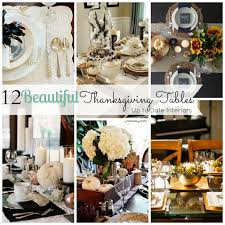12 beautiful thanksgiving tables up to date interiors