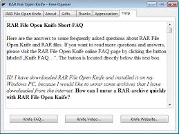 rar file opener apk rar file open knife
